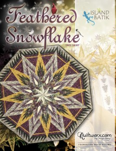Feathered Snowflake IB