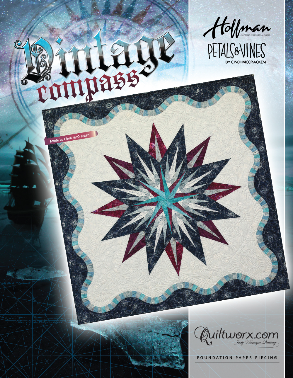 Patterns - Discontinued lighthouse border