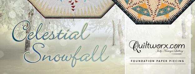 Celestial-Snowfall Banner