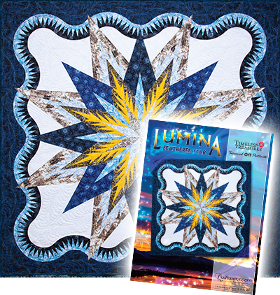 Lumina Feathered Star