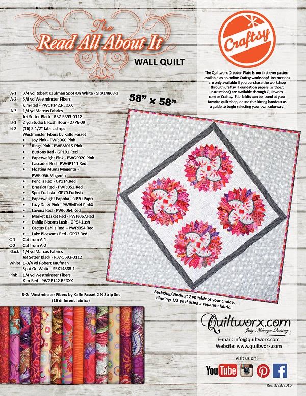 Craftsy Read All About It Wall Quilt 1_600