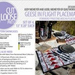 Geese In Flight Placemats