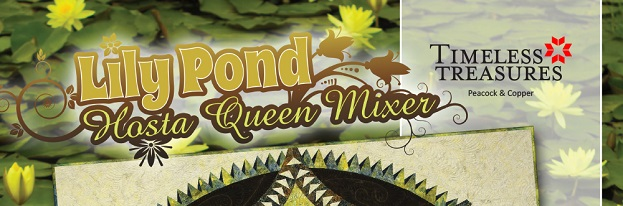 Lily-Pond Banner