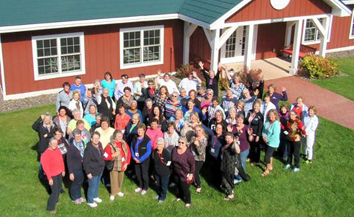 MISA Retreat Group Photo