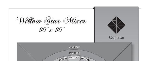 Willow Star Mixer Banner