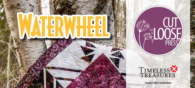 Waterwheel Banner