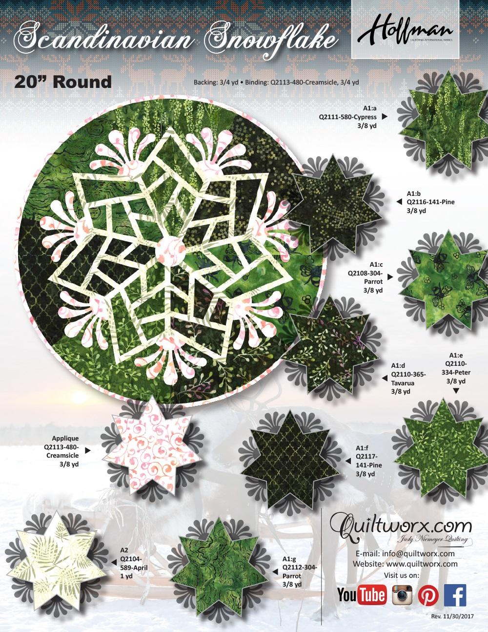 Scandinavian-Snowflake-(Green)-Hoffman-KS-1 - Copy