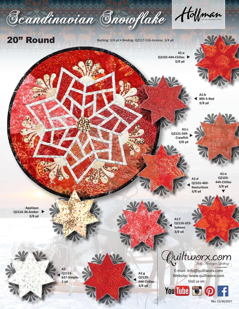 Scandinavian-Snowflake-(Orange)-Hoffman-KS-1