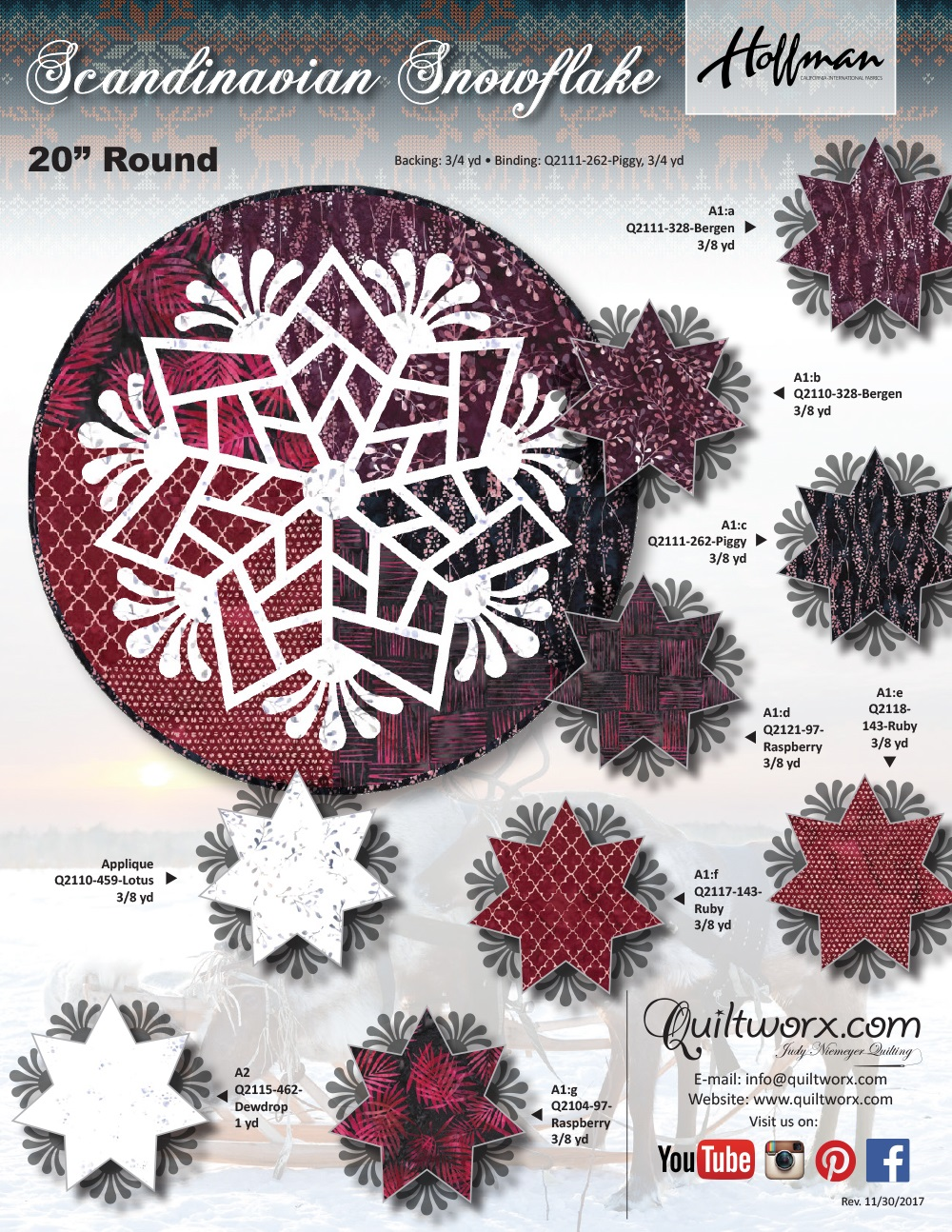 Scandinavian-Snowflake-(Purple)-Hoffman-KS-1