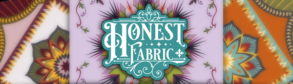 New Quilt Top Panels Available through HonestFabric.com