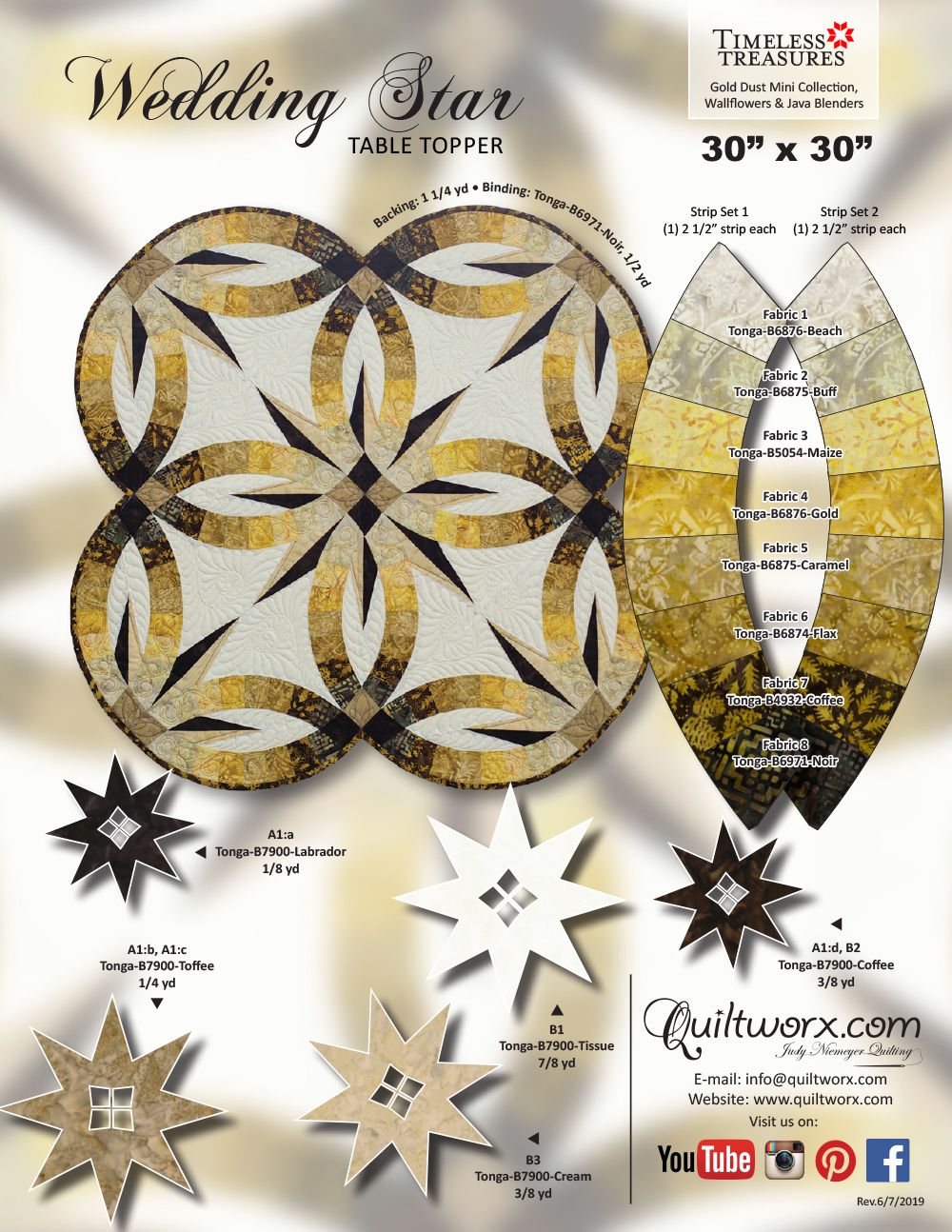 Wedding-Star-TT-Gold-Dust-1pg-KS