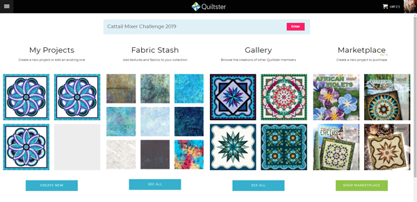 New Patterns Added to Quiltster