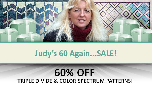 Judy's 60 Again Birthday Sale