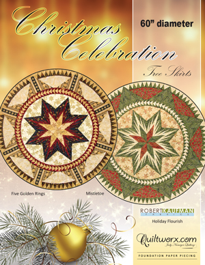 Discontinued Christmas Celebration Tree Skirt