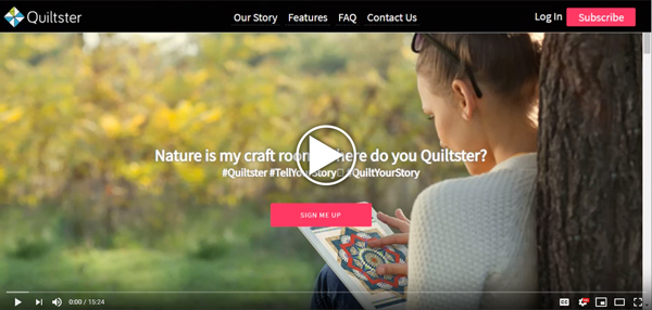Quiltworx University Project Planning Video