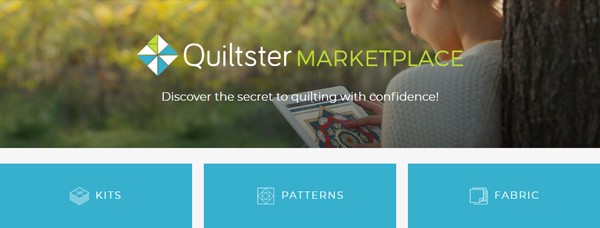 Quiltworx Kits Available Through the Quiltster Markerplace!