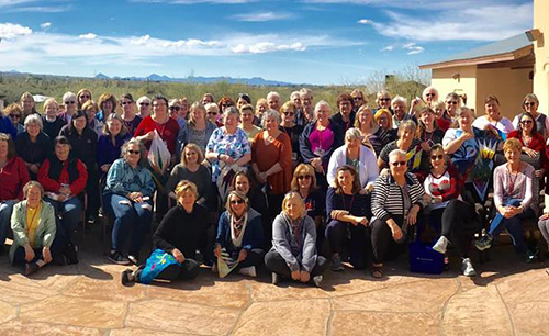 MISA Tucson Retreat Group Photo
