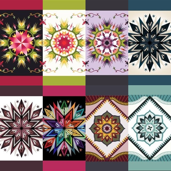 Quiltworx Fabric Panels
