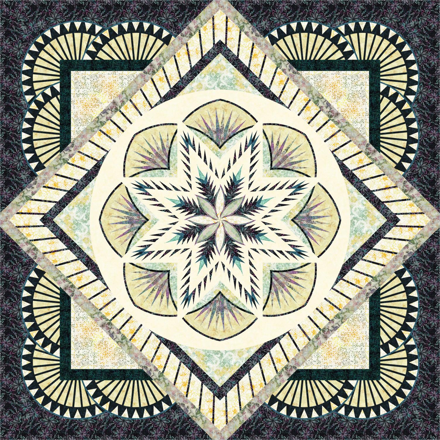 Honeycomb 116x116
