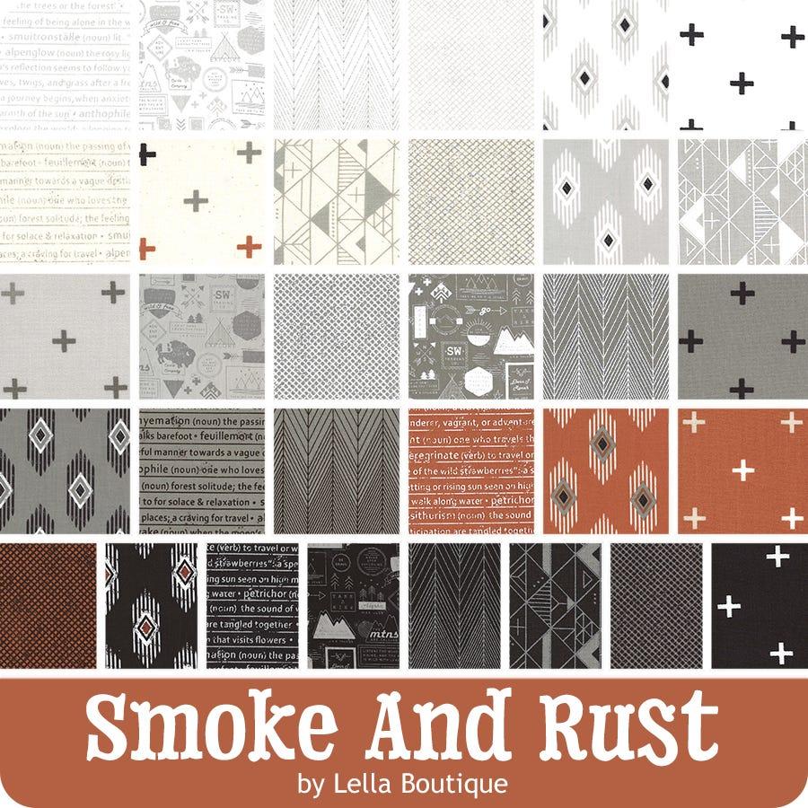 Moda: Smoke and Rust