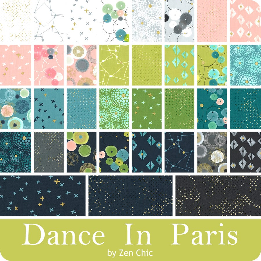 Moda: Dance in Paris