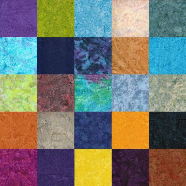 Batik Textile Blenders