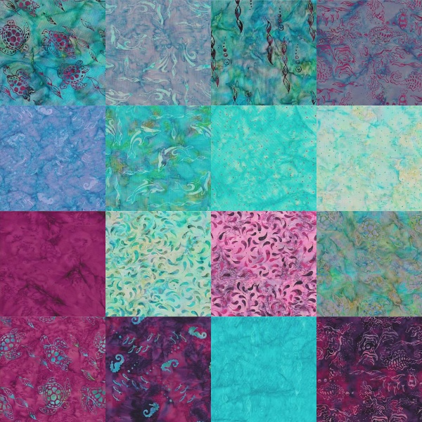 Batik Textile Bahari