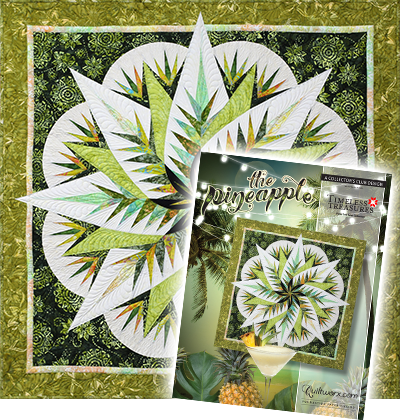 The Pineapple 45x45