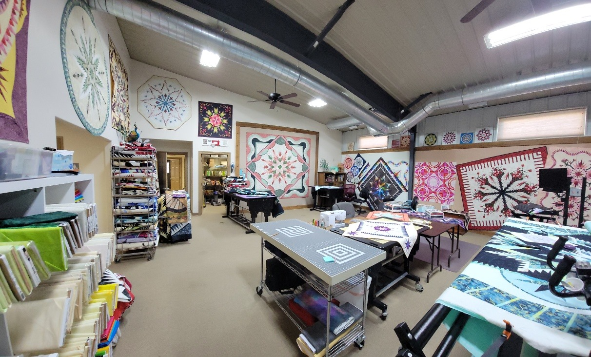 Quiltworx Sewing Room
