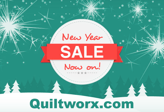 New Year's Sale Today Only!